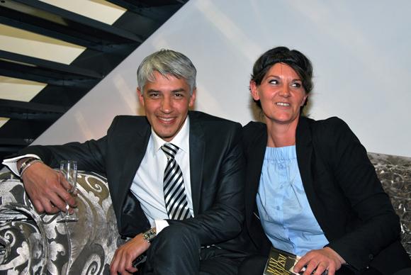 16. Wilfried Vernhes (Soluicar) et Cynthia Bakirdjian (La Cascad'Or)