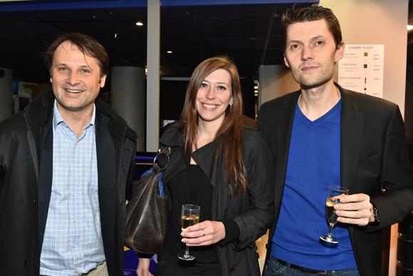 16. Gilles Sabart (Alixio), Claire Ribouillard (Pil'es) et François Pheulpin (B&W)