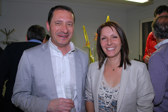 16. Yvan Fatrara et Sandra Prolange (Setreal)