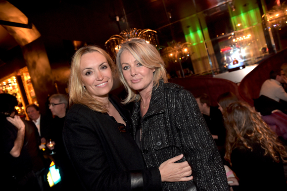 17. Christelle Bardet et Sandrine (Café Brésilien)