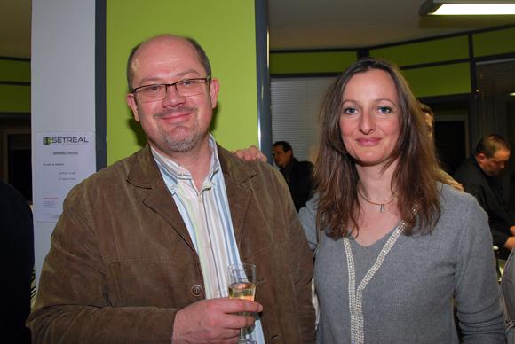 17. L'avocat Philippe Planes et Anne Lichtenstern (ELERE Avocats)