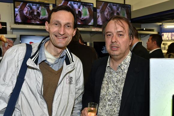 18. Boris Martin et Pierre Vukovic