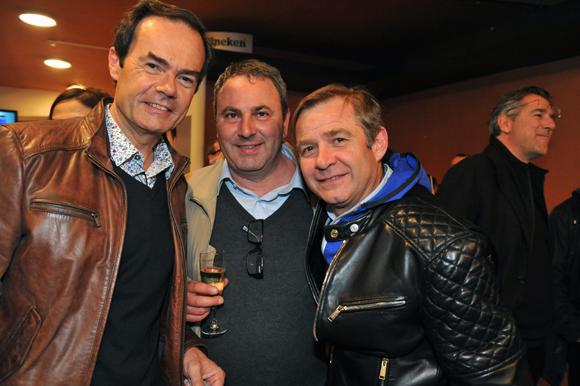 19. Eric Roussel (Elior), Jérôme Bocquet (Intermarché) et René Guillot (Les bons vins Guillot)