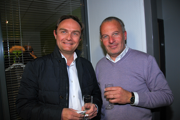 20. Lionel Vericel (Carrefour Market) et Philippe Raphin (Valfimmo)