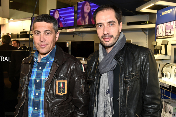 21. Olivier Rambaldi et Thierry Manolis (After me)