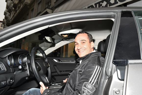2. Franck Dagostino (ABB)