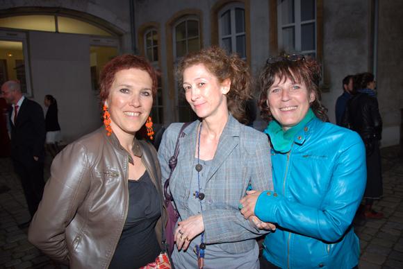 22. Mano Salomon, Claire Monnet et Martine Laporte (Opéra de Lyon)