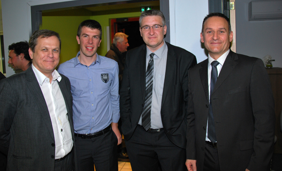 23. Eric Magnat, Yannick Mortier & Denis Crassava (Cabinet Magna) et Gilbert Maniscalco (Magnat Patrimoine)