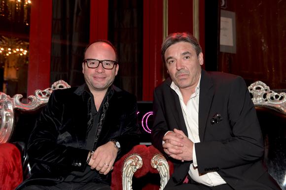 24. Fabien Chalard et Stéphane Bidois (Comptoir de la Bourse)