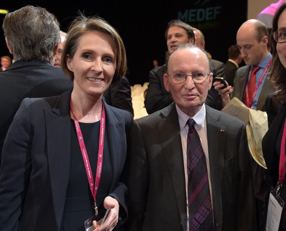 24. Fabienne Billat (RP-NetWorking) et Raymond Soubie (Alixio)