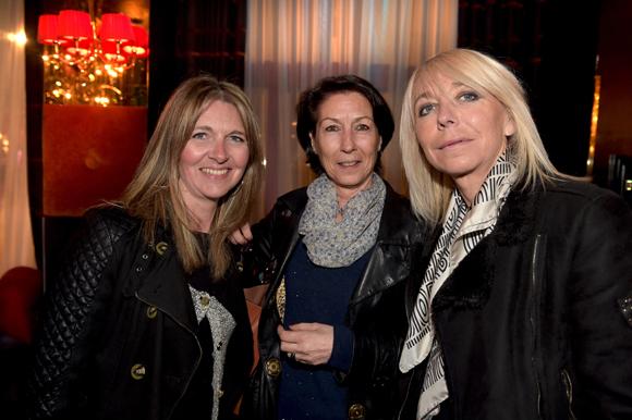 27. Aurélie Sanchez (Le phare de la baleine), Catherine Briot (La boutique Rom) et Myriam Magnenet (Le phare de la baleine)