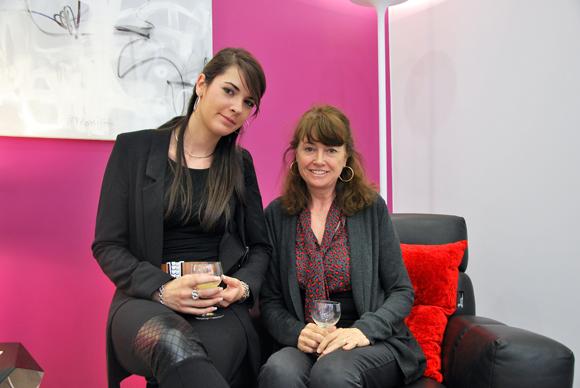 2. Alexia Roussel (Citroen) et Corinne Roussel