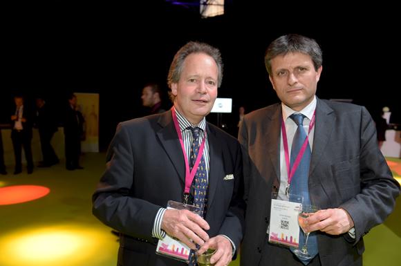 29. Gilles du Marais (Lyon services LCS) et Lionel Delmaire (IDDEST)
