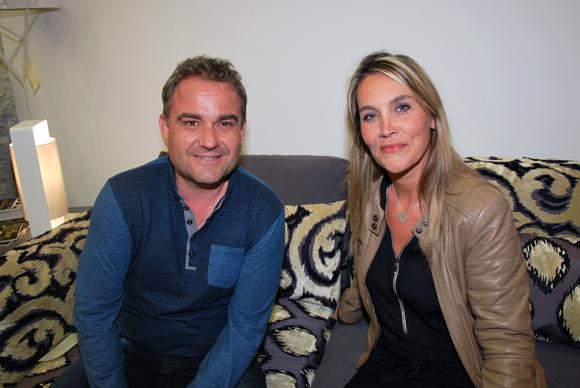 30. Stephane (Intersport Craponne) et Stéphanie Gagnaire (Brice Robert)