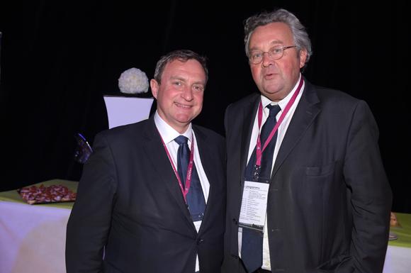 31. Mathieu Roiret (Roiret organisation conseil international) et Jean-Michel Joly (Flash Infos)