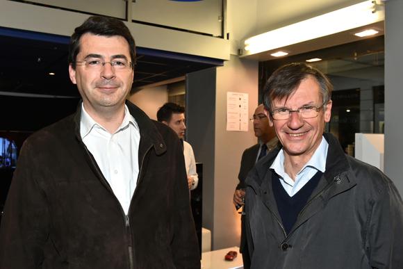 3. Armand Lefevre et Dominique Franc