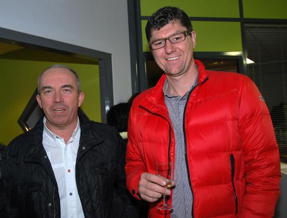 3. Stéphane Duchet (Sofrelex) et Nicolas Forel (Président de Lyon Basket Féminin – Groupe Forel Immobilier)