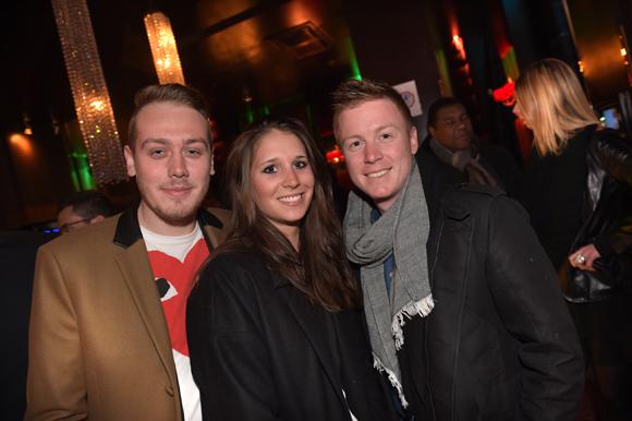 34. Arnaud Poujol, Mathilde Allemoz (Es Mod) et Jordan Leclef (Solupro PM)