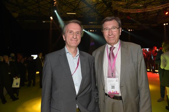 36. Frédéric Pichon (Cauval) et Jean-Pierre Roche