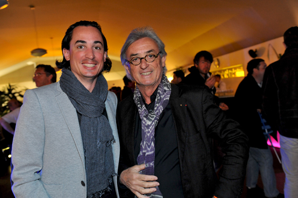 4. Eric Chezeaubernard et son père Guy (CURBC)
