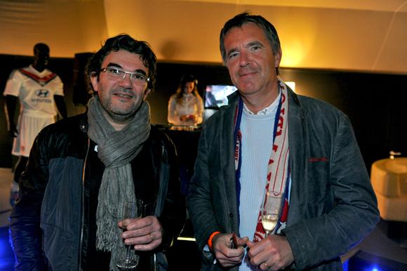 5. Bernard Lacour et Eric Barbe-Richaud (SMEE)
