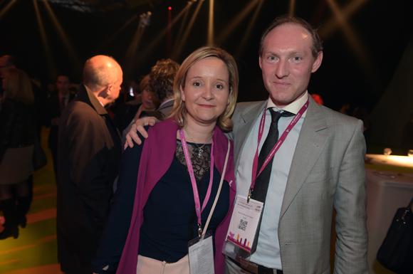 51.  Virginie Lacroix (Idrac) et Romain Boucaud-Maitre (Chocolats Voisin)