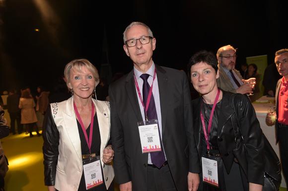 59. Michèle Hingrez, Michel Commun (Sas Commun conseils) et Béatrice Vignolles
