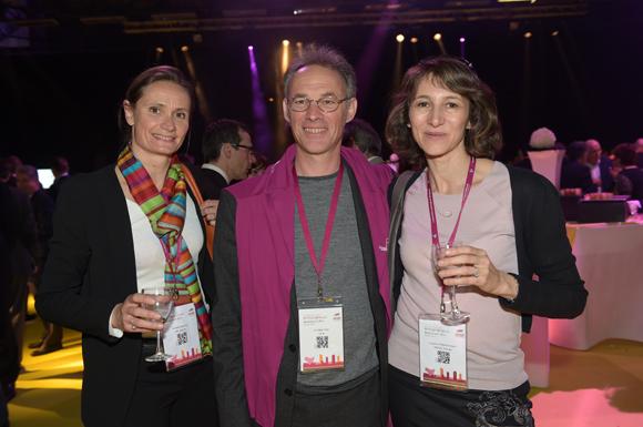 60. Armelle Debuchy (DPV Avocats), Christian Tinel (CR-M) et Caroline Stéphane-Wach (Buffaud-Stéphane Avocats)