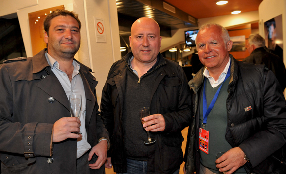 6. Marcel Prolange, Jean-Luc Remilly (Setreal) et Philippe Richard (Hyundai France)