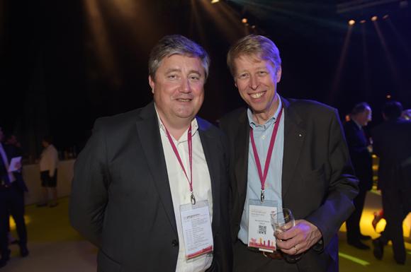 65. Benoit Soury (La Vie Claire) et Jean-Laurent Chamaly (Dialux)