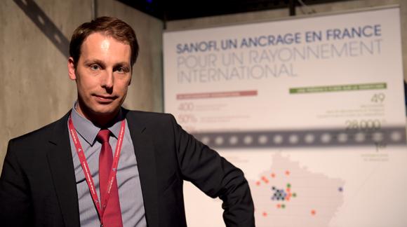 6. Pascal Ronziere (Sanofi)