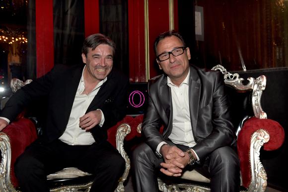7. Stéphane Bidois, directeur du Comptoir de la Bourse et Dominique Palumbo (BMW Gauduel)