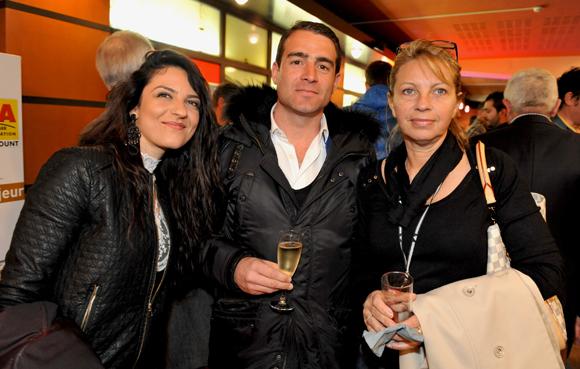 7. Katia Picano, Sébastien Reghcho et Patricia Guerra (FGPA)