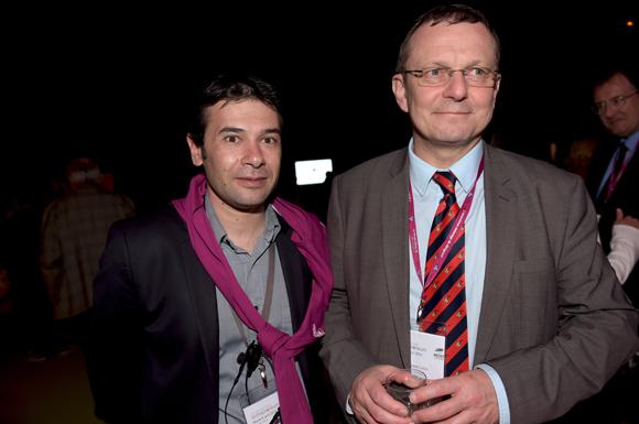 72. Cédric Diogon (Medef) et Jacques Lauvin (Lafarge)