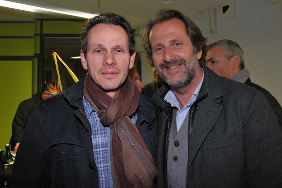 7. Jean-François Chetail et Nicolas Balaÿ (DVV Logistic)