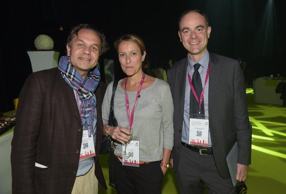 78. François Nicolas d'Alincourt, Sophie Renard (Eliott & Markus) et Guillaume Normand (GDF Suez)