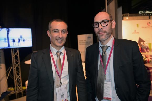 8. Jean-Philippe Coubard (Felix Faure Automobiles) et Benjamin Renou (Leaseplan)