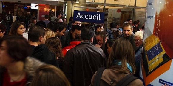 Rhône-Alpes obtient la médaille d'argent du retard des TER