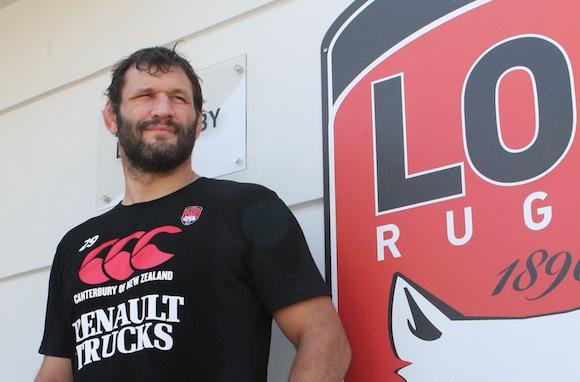 Lionel Nallet prolonge d'un an avec le LOU !