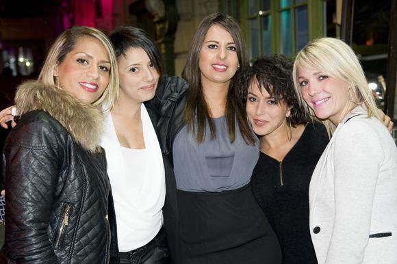 12. Soso, Amin, Lolo, Sonia et Carole