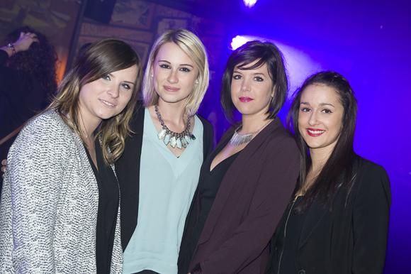 17. Laurène, Adeline, Laurie et Fanny