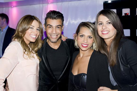 19. Myriam, Enzo, Soso et Laura