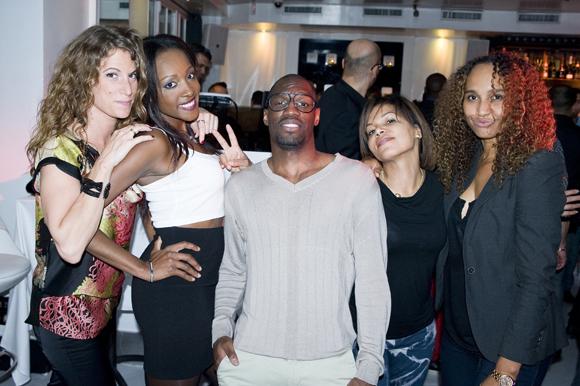 31. Alice, Mireille, I Jee, Sandra et Karine