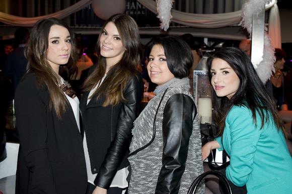 5. Aurélie, Laura, Carole et Sophie