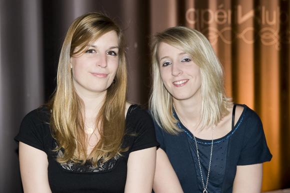 7. Marie et Lauriane