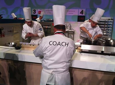 Lyon People en direct du Bocuse d'Or Europe