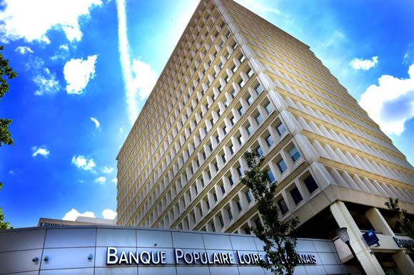 Banque Populaire Loire & Lyonnais. Inauguration de l'espace Gestion Privée