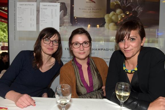 10. Tania, Candice et Prune