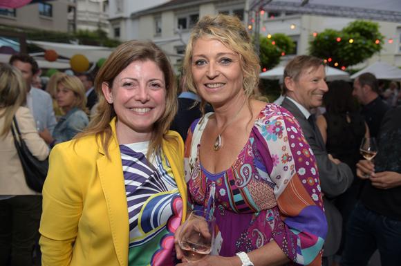 11. Valérie Brunon (Lyon Underground events) et Florence Beylat (Short-Line)