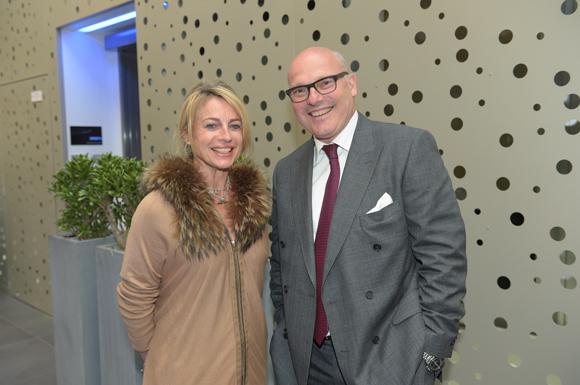13. Marie  et Didier Caudard-Breille (DCB International)